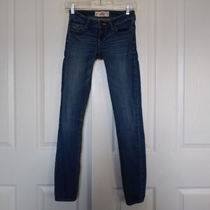 Hollister Jeans - Womens Hollister Low Rise Skinny Jeans Size 24